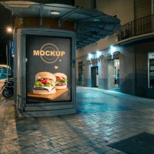 Bus Stop Advertising