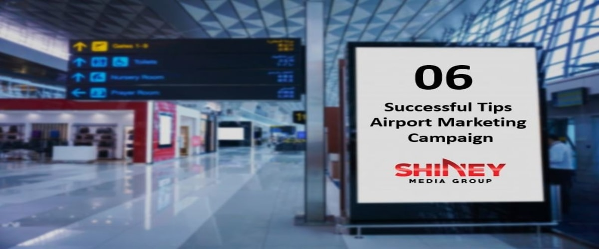 Airport Marketing Campaign
